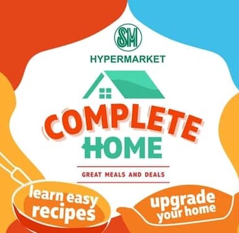 SM Hypermarket Complete Home
