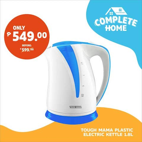 Tough Mama Electric Kettle