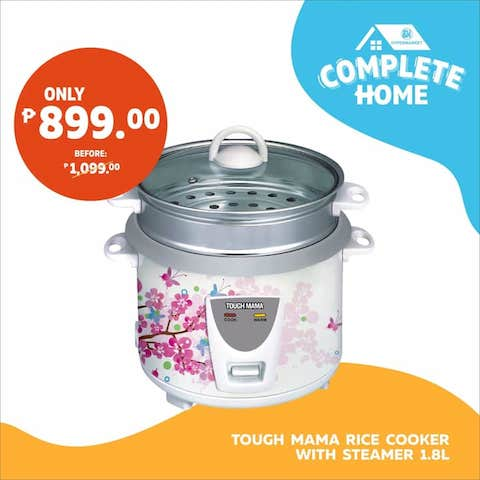 Tough Mama Rice Cooker