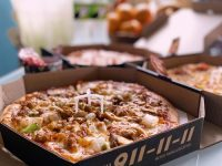 Pizza Hut Triple Treats at P499