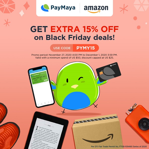 Amazon PayMaya