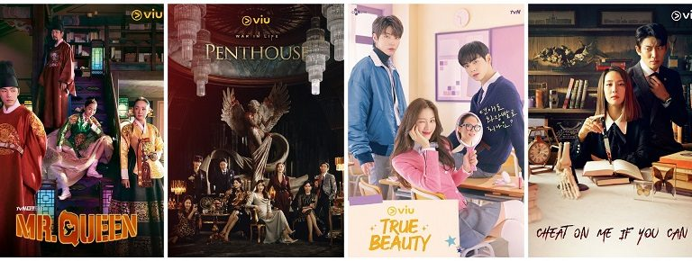 Be K-Drama Ready this 2021 with a Samsung Smart TV