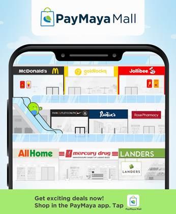 PayMaya Mall App