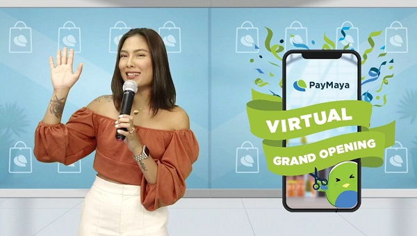 PayMaya Mall Grand Opening