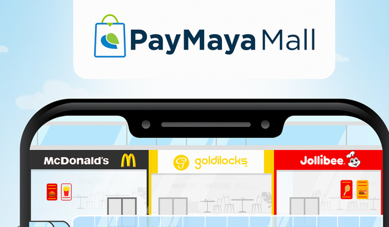PayMaya launches its PayMaya Mall service that offers great deals and cashless shopping