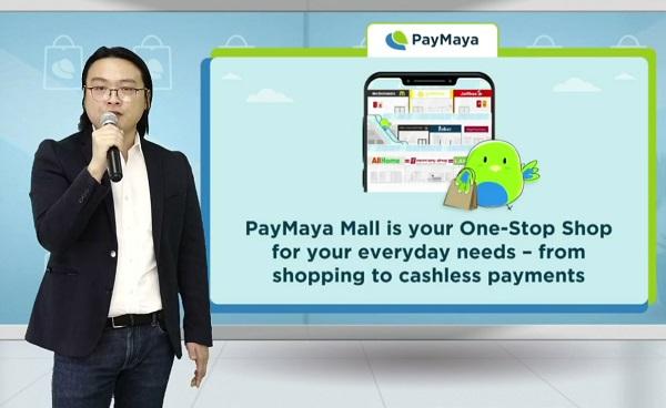 PayMaya Virtual Grand Opening
