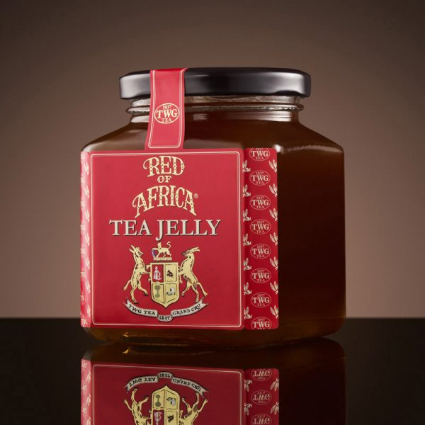 Red of Africa Tea Jelly