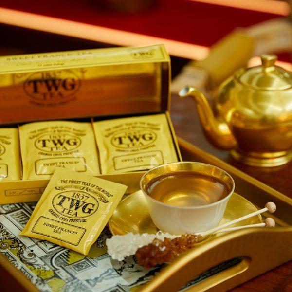 Sweet France Tea