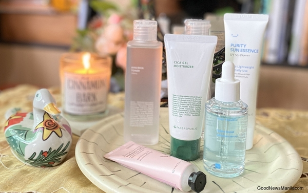 Must-Haves Skin Care from the Face Republic