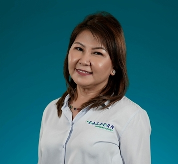 Hermi Hizon - Eastern Communications Co-Coordinator