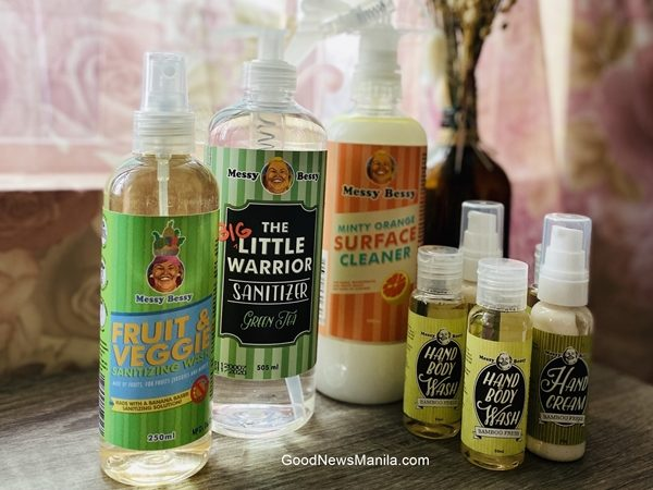 Messy Bessy: Eco-Friendly Products on Shopee