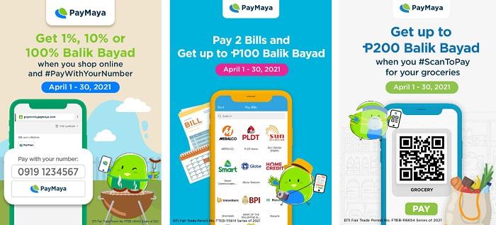 PayMaya Discounts