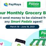 PayMaya Grocery Promo