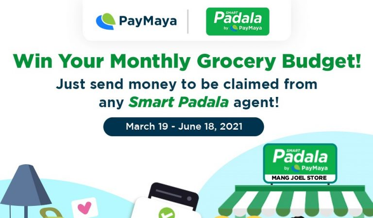 Send money from PayMaya to Smart Padala and get a chance to win as much as P100,000
