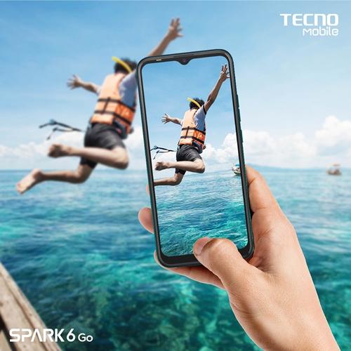 TECNO Mobile's Spark 6 Go