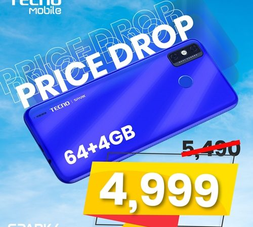 TECNO Spark 6 Go Is Now Up For Grabs For Only P4,999!
