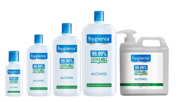 Hygienix Alcohol