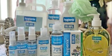 Hygienix Products on Sale at Shopee