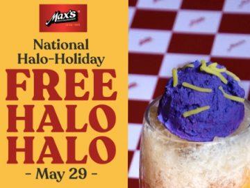Max's Halo-Halo