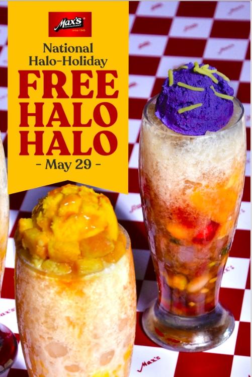 Max's Free Halo-Halo