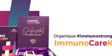 Organique ImmunoStrongPH