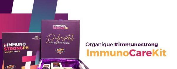 Organique ImmunoStrongPH