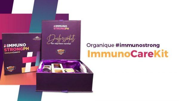 Organique Immunocare kits