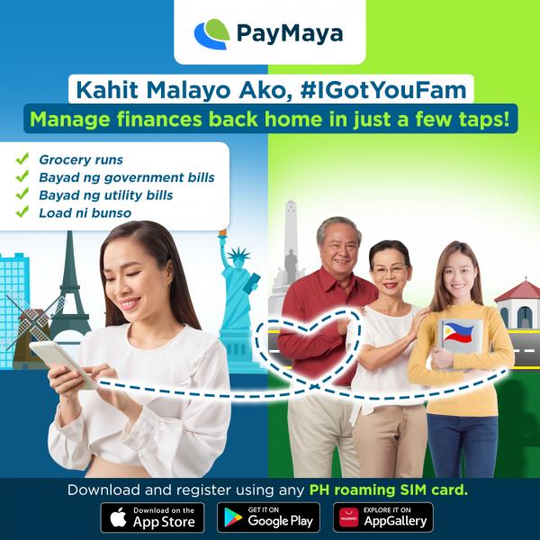 PayMaya Overseas Omnibus