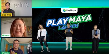 PlayMaya Launch