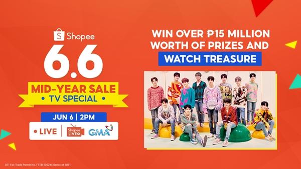 Shopee 6.6 Mid Year Sale