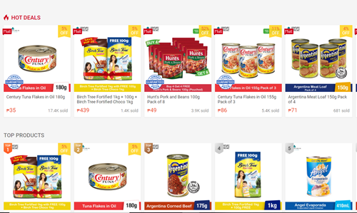 Other Century Food products