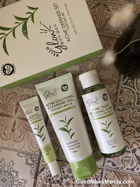 Affordable Skin Care Set in Shopee