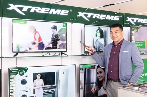 Mark del Mundo, XTREME Appliances Vice President — Business Development