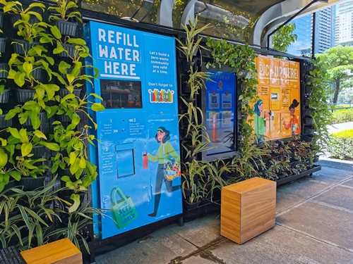NutriAsia Water Refilling Station