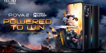 TECNO Power Your Game live stream