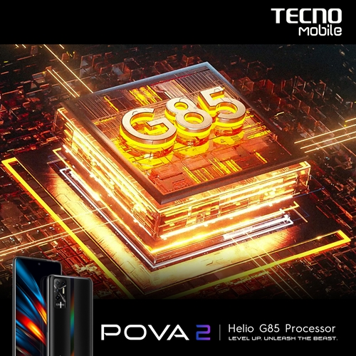 TECNO Mobile's One of a Kind Gaming Live Stream