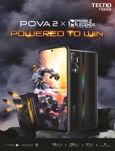 POVA 2 x Mobile Legends