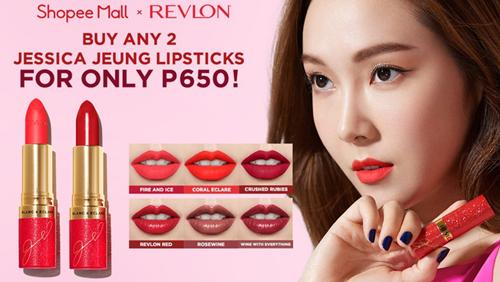 Revlon x Jessica Jeung Super Lustrous Lipstick
