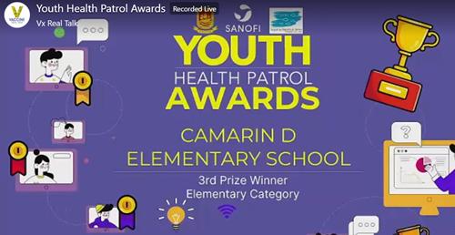 Youth Health Patrol Camarin D Elem Sch