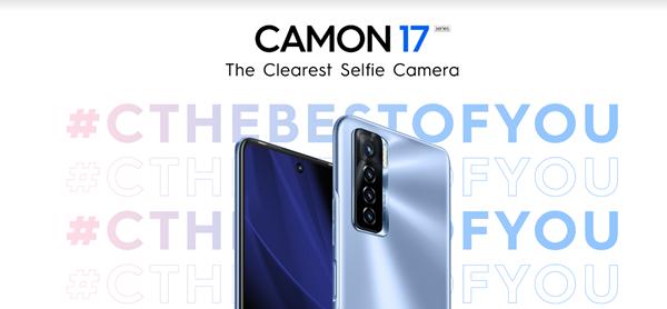 TECNO Mobile Camon 17 Series