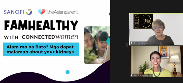 FamyHealthy-Connected-Women