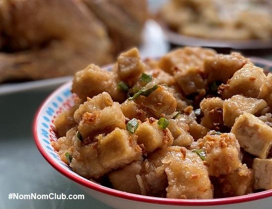 Max's Tofu Pares