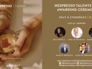Nespresso Talents 2021 - Philippines