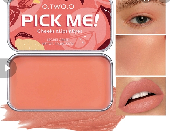 O.TWO.O Cheek Lip Tint