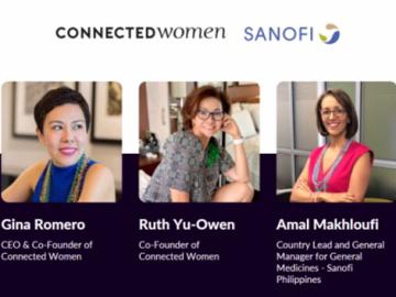 Sanofi-Connected-Women