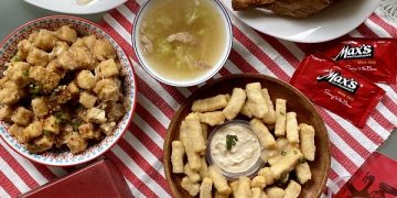 Max's Tofu Pares Meal Bundle: