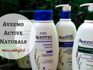 AveenoActive Naturals