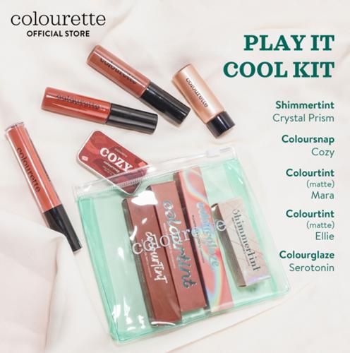 Colourette Play it Cool Kit
