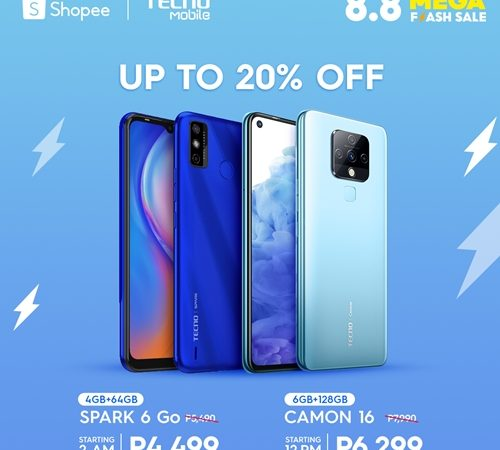 Greatest Deals at TECNO Mobile Online Stores This 8.8