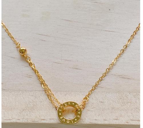 Beautiful Gold Jewelry on Shopee